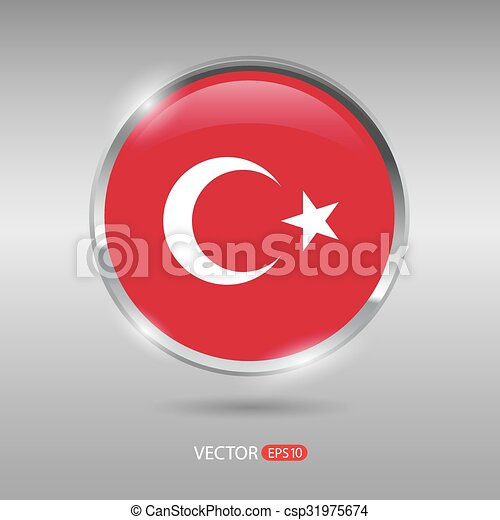 peru, brilhante, bandeira, vetorial, lustroso, emblema - csp31975674