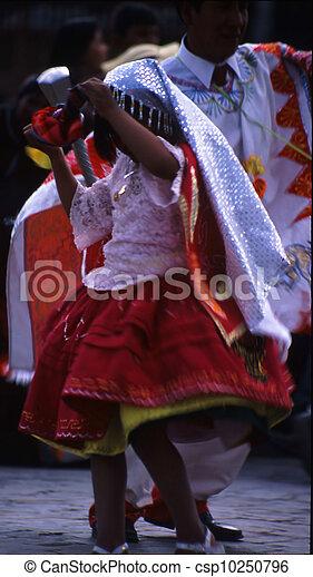 Peru Cuzco  Festival - csp10250796
