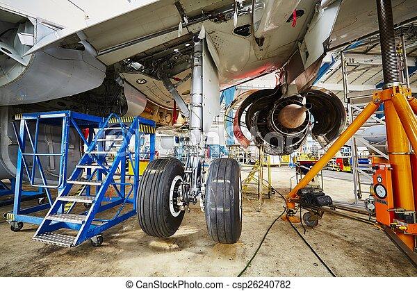 pesado, manutenção - csp26240782