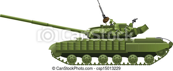 pesado, modernos, tanque - csp15013229
