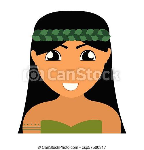 pessoa, abstratos, étnico - csp57580317