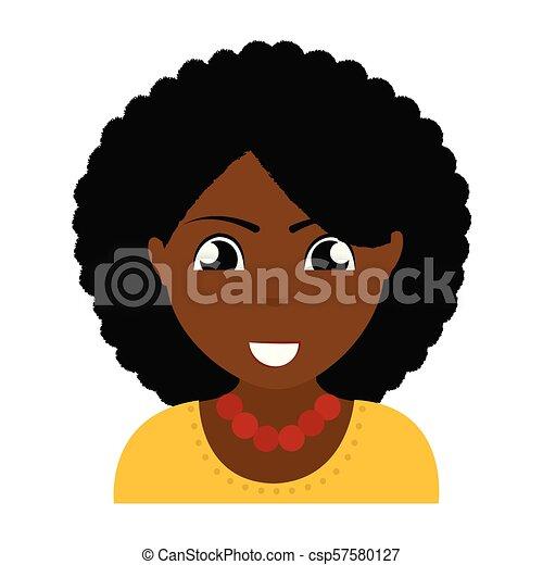 pessoa, abstratos, étnico - csp57580127