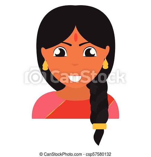 pessoa, abstratos, étnico - csp57580132