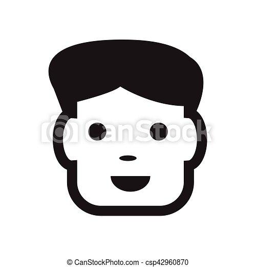Pessoas ícone Desenho Ilustração Rosto