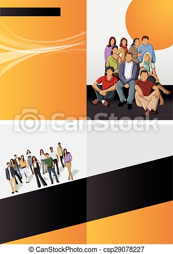 pessoas, jovem - csp29078227
