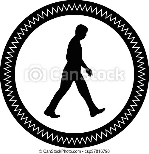 pessoas, passeio - csp37816798