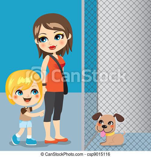 Pet Adoption - csp9015116