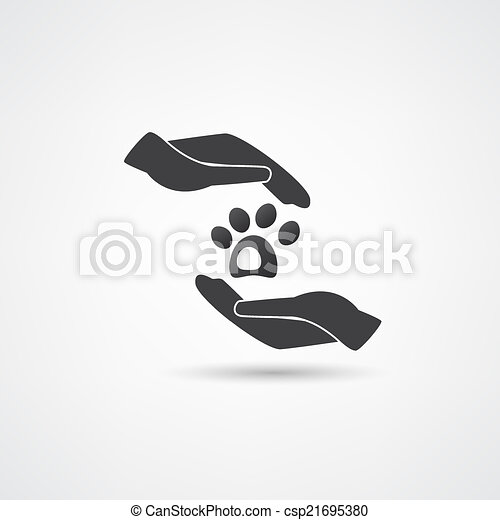 pet care vector - csp21695380
