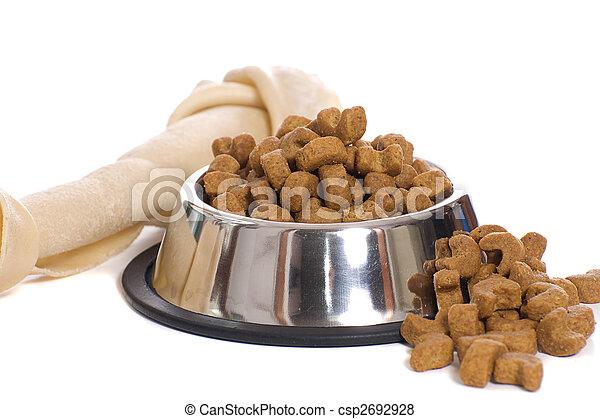 Pet Food - csp2692928