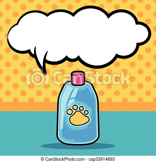 pet shampoo doodle rh canstockphoto ca clipart shampoo bottle shampoo clipart black and white