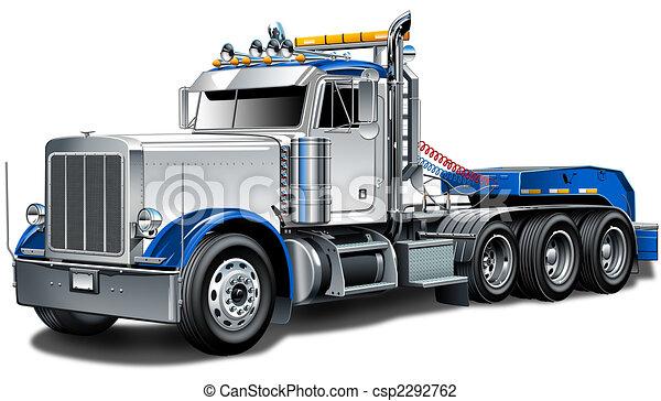 peterbilt, lastbil - csp2292762