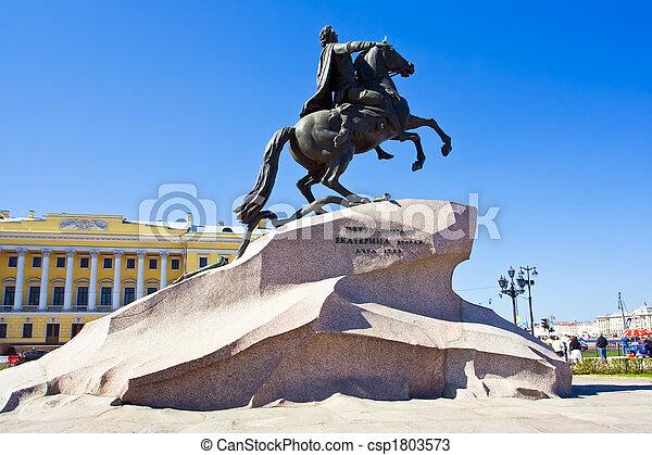 Saint Petersburg - csp1803573