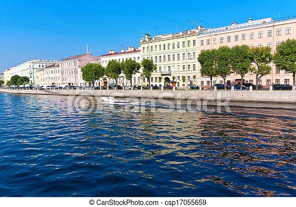 San Petersburgo - csp17055659