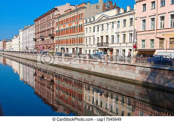 San Petersburgo - csp17045649