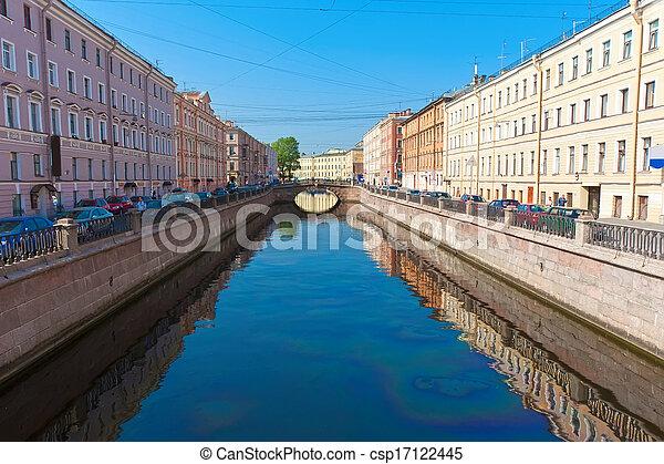 San Petersburgo - csp17122445
