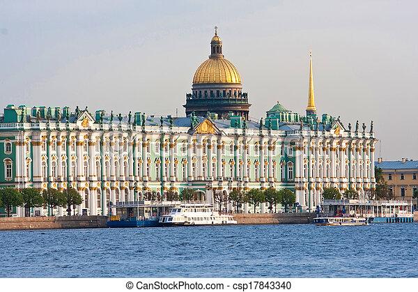 San Petersburgo - csp17843340