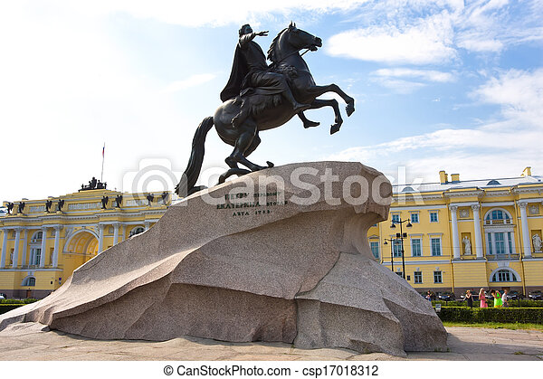San Petersburgo - csp17018312