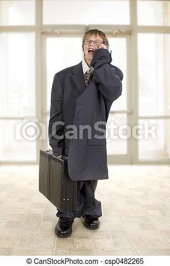 petit homme, business - csp0482265