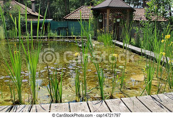 petite maison jardin tang beau maison petit jardin tang. Black Bedroom Furniture Sets. Home Design Ideas