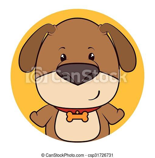 Pets and animals cartoons - csp31726731