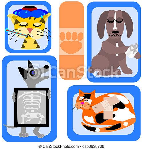 Pets need help - csp8638708