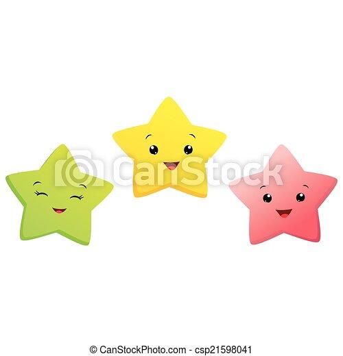 peu, étoiles - csp21598041