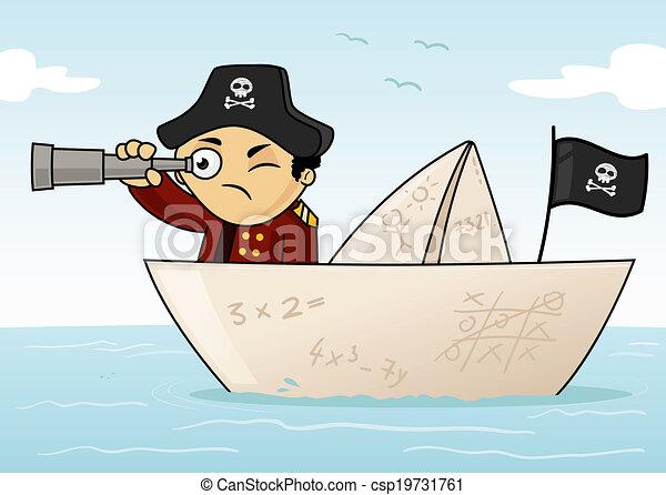 peu, capitaine - csp19731761