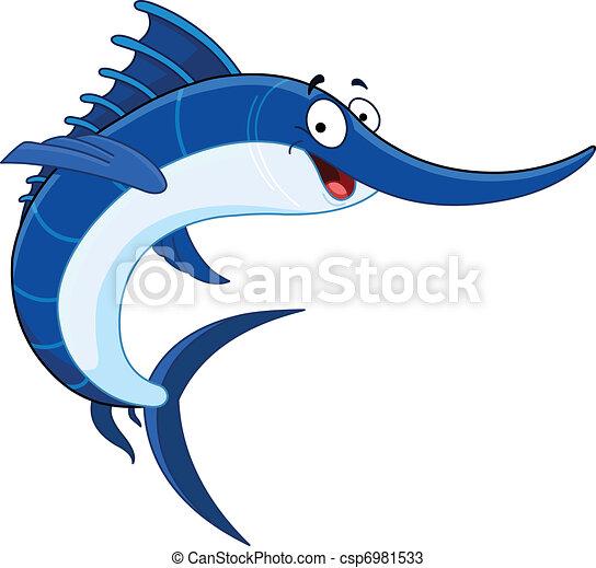 pez espada - csp6981533