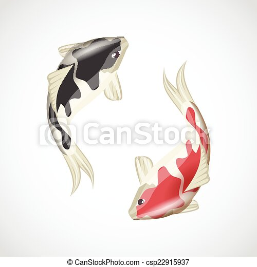 Pez koi ilustraci n koi animal peces chinos japon s for Imagenes de peces chinos