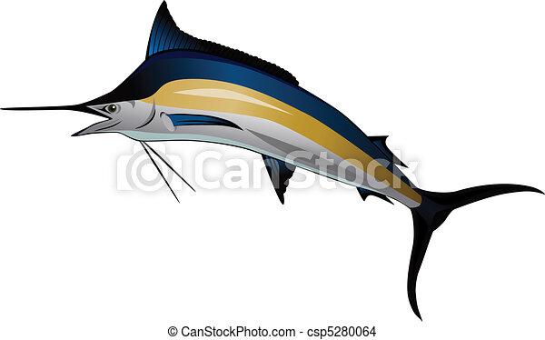 pez, marlin - csp5280064