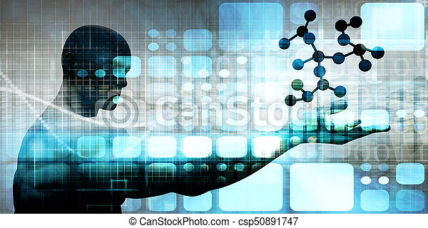 Pharmaceutical Industry - csp50891747