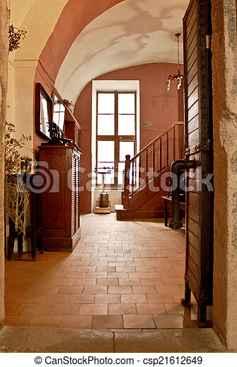 Pharmacy Museum in Lviv - csp21612649
