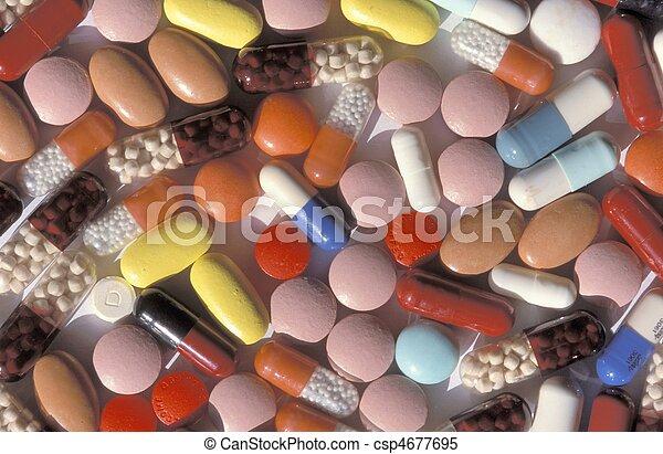 pharmacy - csp4677695