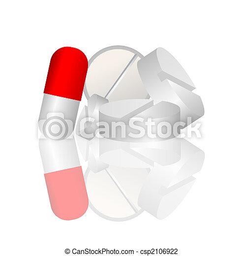pharmacy - csp2106922