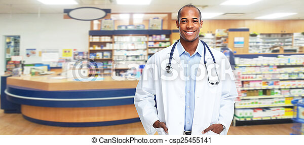 Pharmacy. - csp25455141