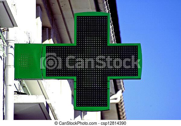 pharmacy - csp12814390