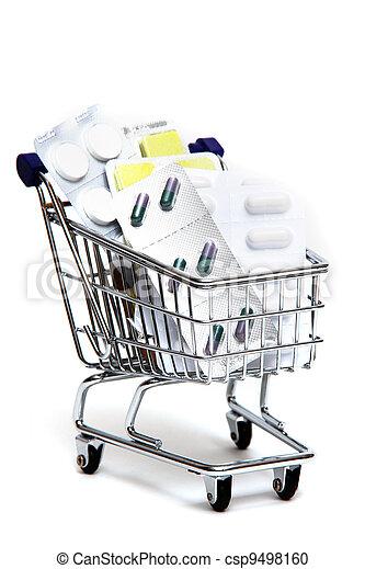 Pharmacy - csp9498160