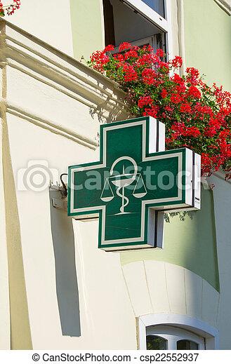 Pharmacy - csp22552937