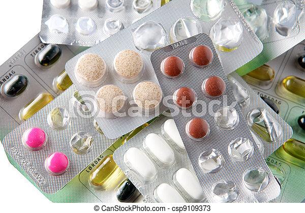 Pharmacy - csp9109373