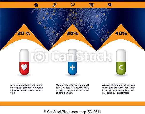 Pharmacy website template with discount pills pharmacy website pharmacy website template with discount pills csp15312611 maxwellsz