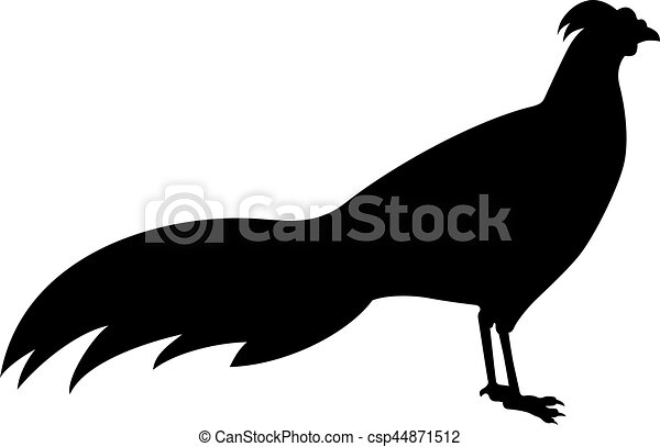 pheasant vector clip art search illustration drawings and eps rh canstockphoto com pheasant clip art free clipart pheasant silhouette