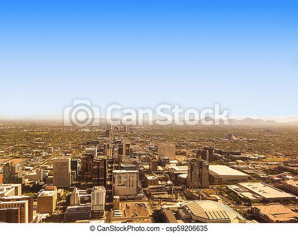 Phoenix Arizona - csp59206635