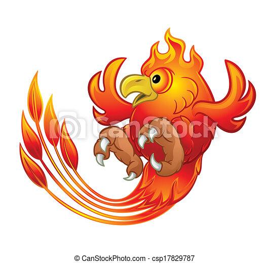 Phoenix Bird - csp17829787
