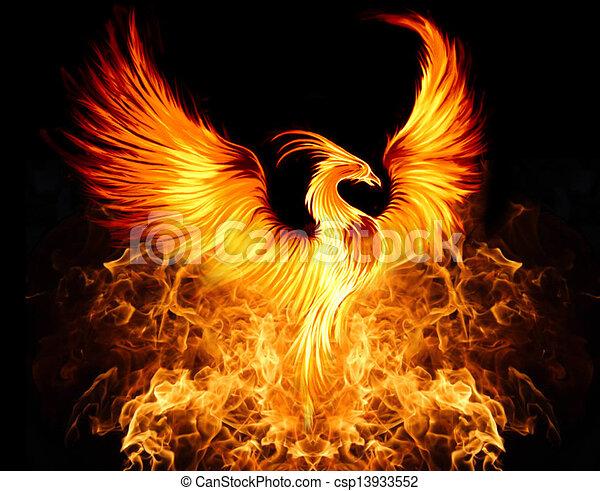 Phoenix - csp13933552