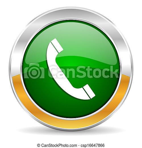 phone icon - csp16647866
