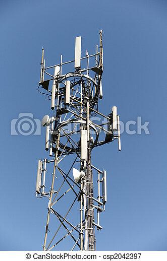 Phone mast - csp2042397
