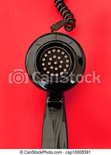 Phone receiver - csp10008391