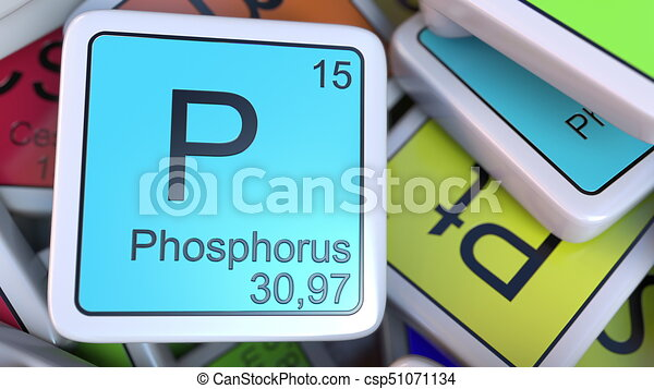 Phosphorus block on the pile of periodic table of the drawings phosphorus block on the pile of periodic table of the chemical elements blocks chemistry related 3d stock illustration urtaz Choice Image