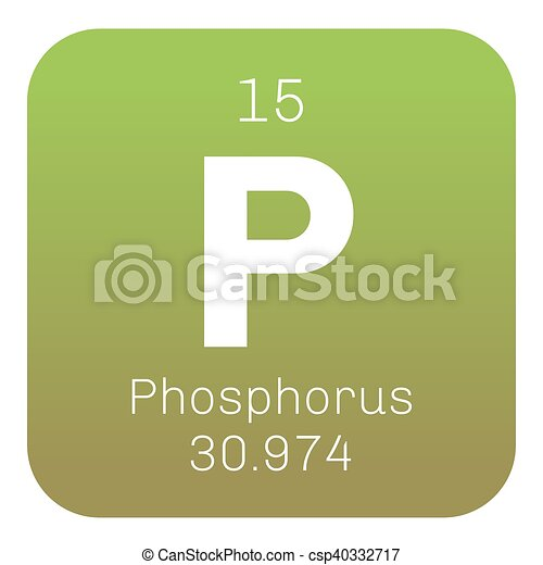 Phosphorus chemical element highly reactive element colored icon phosphorus chemical element highly reactive element colored icon with atomic number and atomic weight chemical element of periodic table urtaz Images
