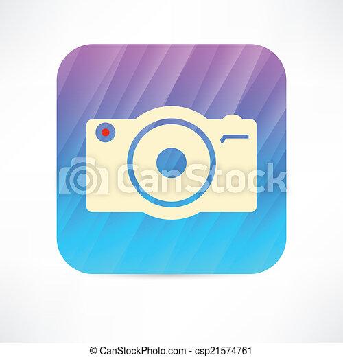 Photo camera - csp21574761